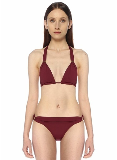 Vix Bikini Üst Bordo